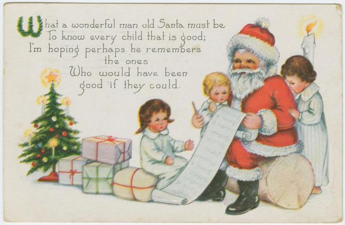 Для срисовки, рождественские открытки на английском языке для детей
