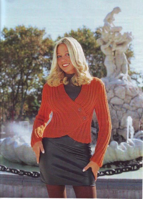 испанские бренды одежды вязанные пальто.