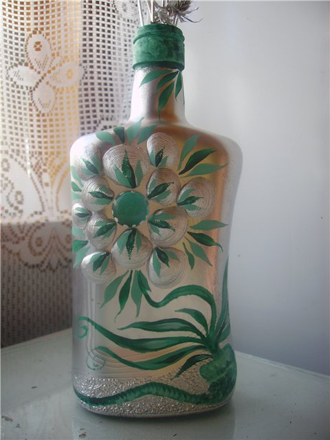More Ideas To Decor Glass Bottles Crafts Ideas Crafts