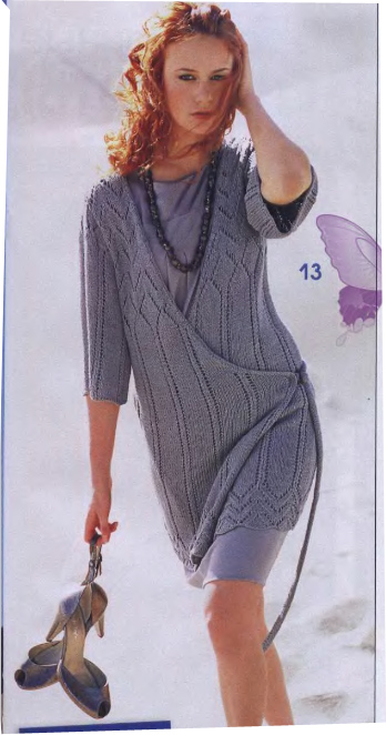 Вязание на спицах Knitting.  Жакеты, блузки, блузоны.  СТИЛИ.  СЕЗОНЫ.