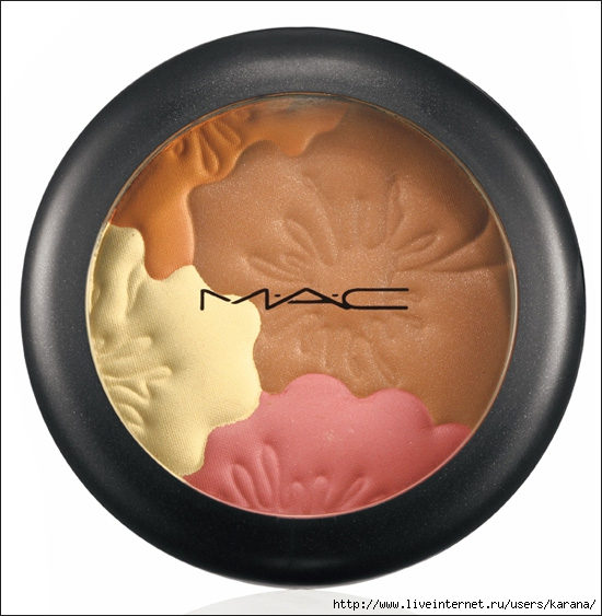 MAC in Lillyland (Lilly Pulitzer) Collection