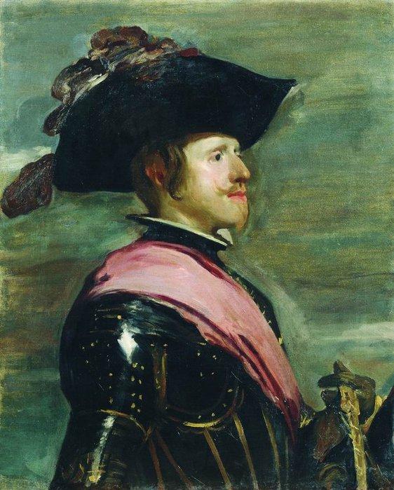 Портрет Филиппа IV. 1904