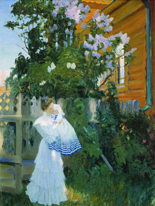 Сирень. 1906
