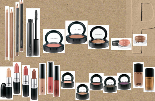 MAC Pret-a-Papier Collection for Summer 2010