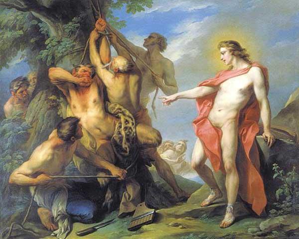О методах борьбы с коррупцией в стародавние времена. Gérard David -часть 2.