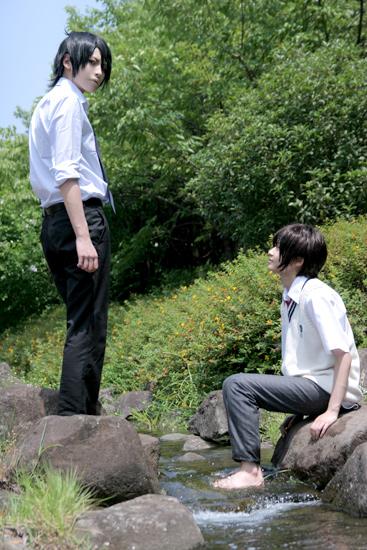 cosplay: Nabari no Ou (367x550, 140Kb)