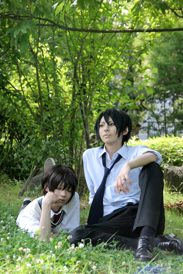 cosplay: Nabari no Ou (367x550, 129Kb)
