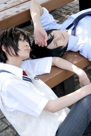 cosplay: Nabari no Ou (367x550, 65Kb)