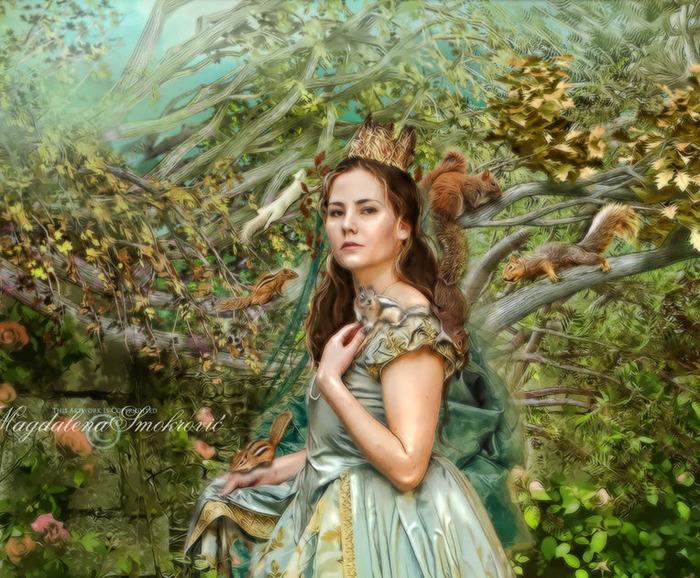 Princess_by_esstera (700x578, 189 Kb)