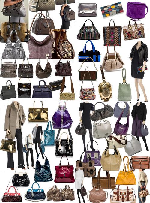 Публикации на тему: модные сумки.