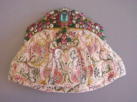 Часть 3 - Дамские сумочки наших пра...бабушек.  Это цитата сообщения.