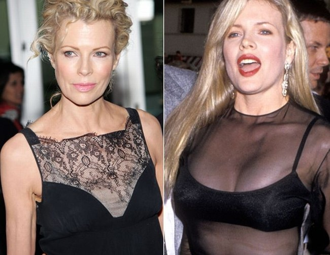 Tits kim basinger photos before and after fucked wife
