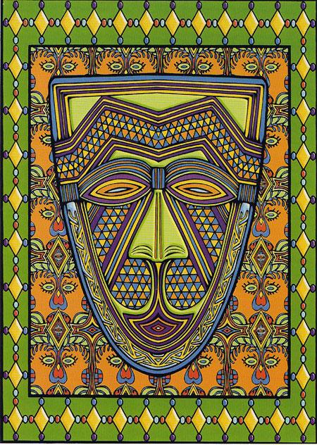 Африканский орнамент. Иллюстрации. Обсуждение на ... Африканский Орнамент Вышивка