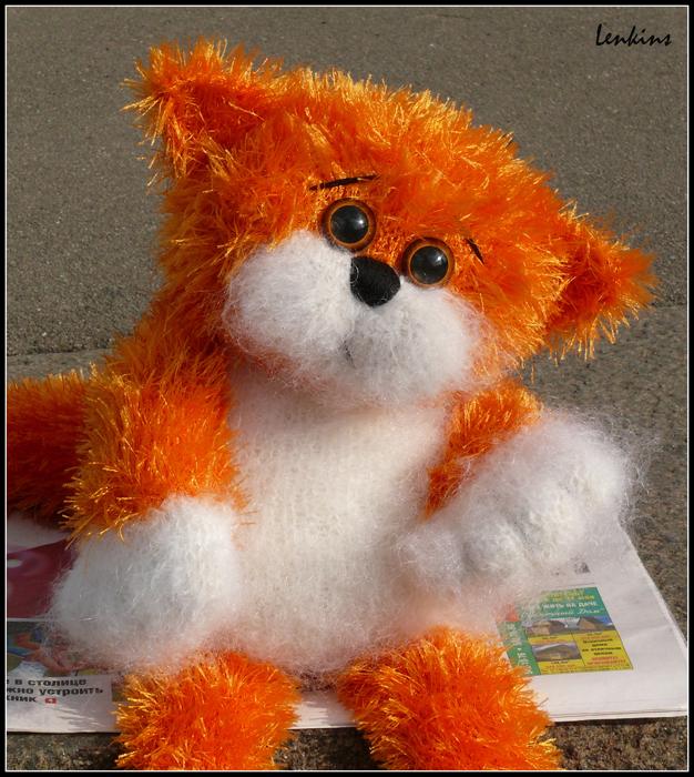 Коты вязаные Купить вязанного крючком кота Котик Коты Котики Котята.