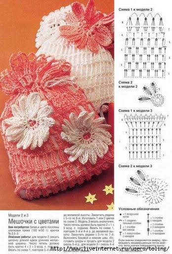 ...бесплатные модели вязания, бесплатные схемы вязания,вязание крючком.