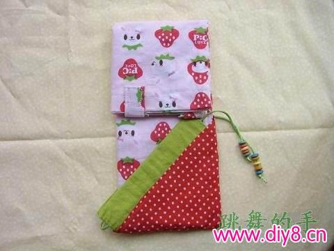 выкройка сумки клубники - Выкройки одежды для детей и взрослых.