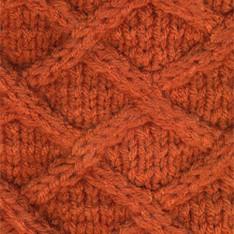 Часть 1 - Узоры для вязания косы (косички) спицами.  Схемы.
