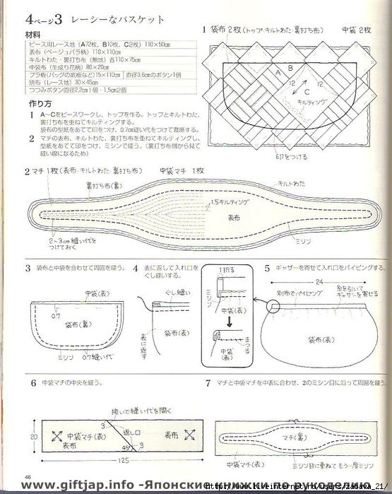 Модели и выкройки из японских журналов.  Прочитать целикомВ.