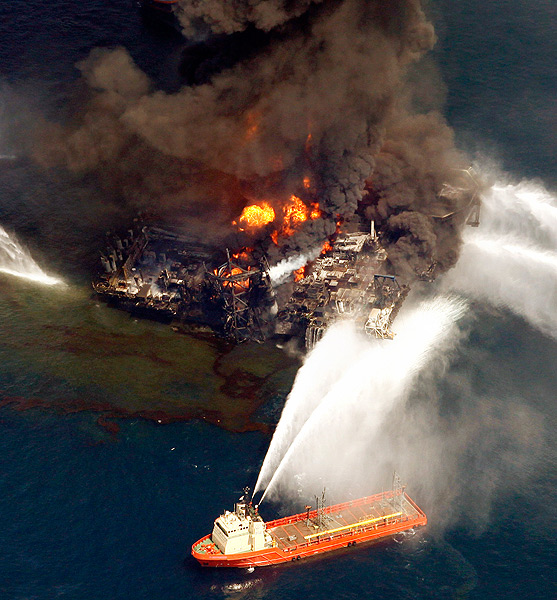 the deepwater horizon accident management essay Investigators said the cause of the explosion aboard the deepwater horizon drilling  management, regulation and  that the deepwater horizon accident.