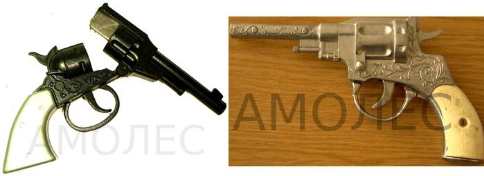 Переделка под боевой огнестрел( MP 654 Air Gun Rifle)