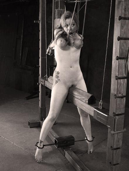 пыток гинекологическому для привязали к рассказы креслу ее