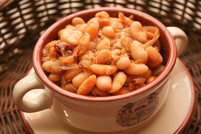 Блюда из фасоли рецепты