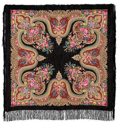 Где купить в Праге русский платок?  Madama.