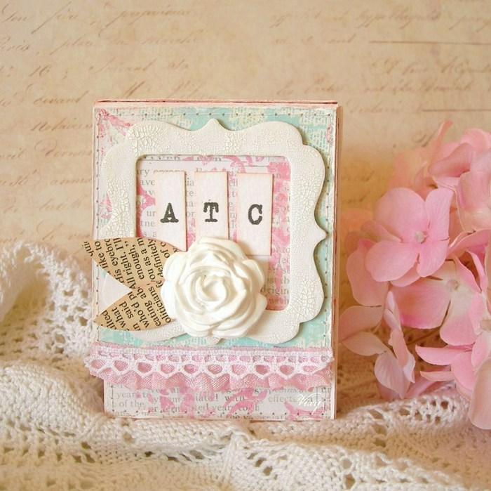 Картинки, для хранения открыток из бумаги