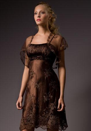 """Купить вечернее платье, коктейльные платья 2009 - Свадебный салон  """"Амур..."""