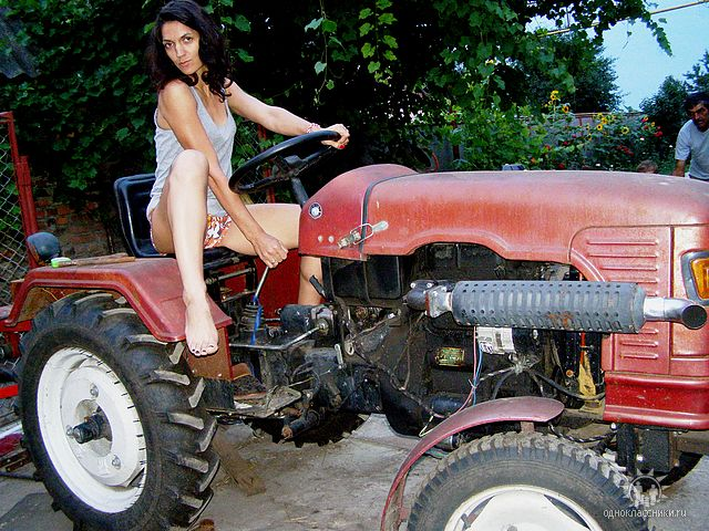 Трактора Приколы Порно