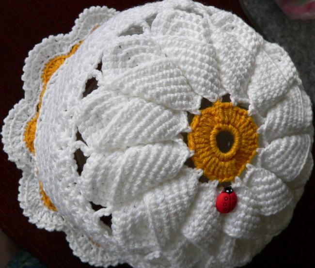 азбука вязания панамка крючком для взрослых