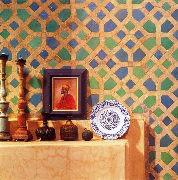 Марокканские витражи и мозаика   61407022 1278842950 26