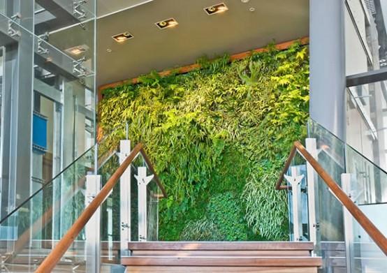 Re: Вертикальные сады в интерьере.