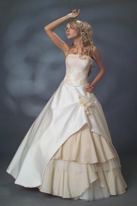 Выкройка ретро платья с пышной юбкой стиля 50 х годов.