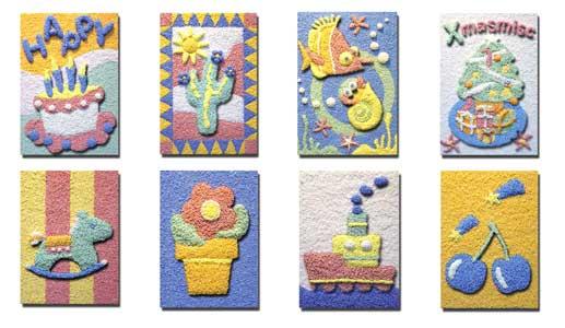 Днем рождения, как сделать открытку из пластилина папе