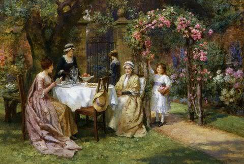 Чайные традиции в англии реферат 9050