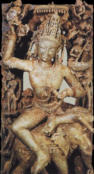 Сурья. в древнеиндийской мифологии солнечное божество...