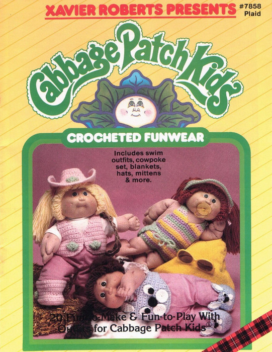 Cabbage Patch Kids (541x700, 194Kb)