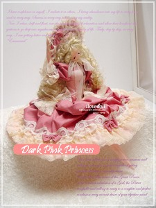 korean dark pink princess doll 2 (225x300, 54Kb)