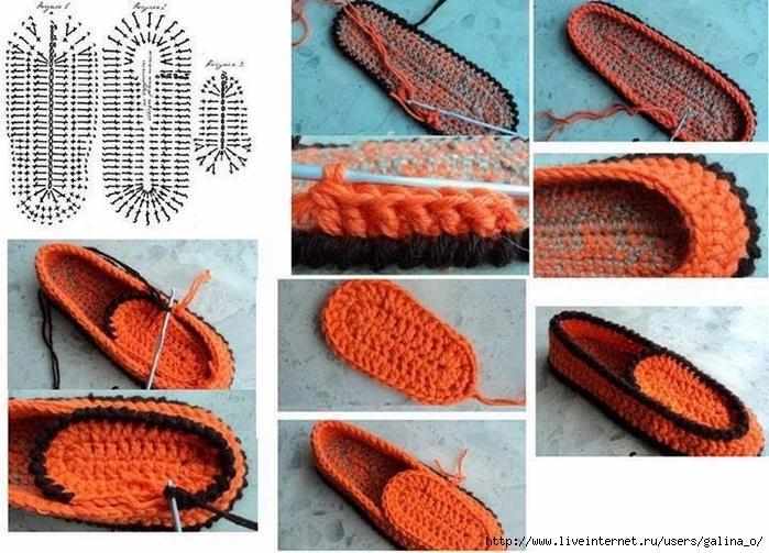 belle e calde pantofole