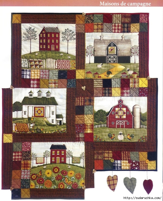 quilt country country 20 030 (568x700, 380Kb)