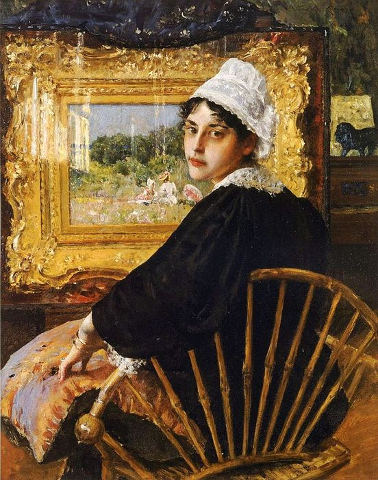 1William Merritt Chase ( 1849 – 1916). (552x700, 110Kb)