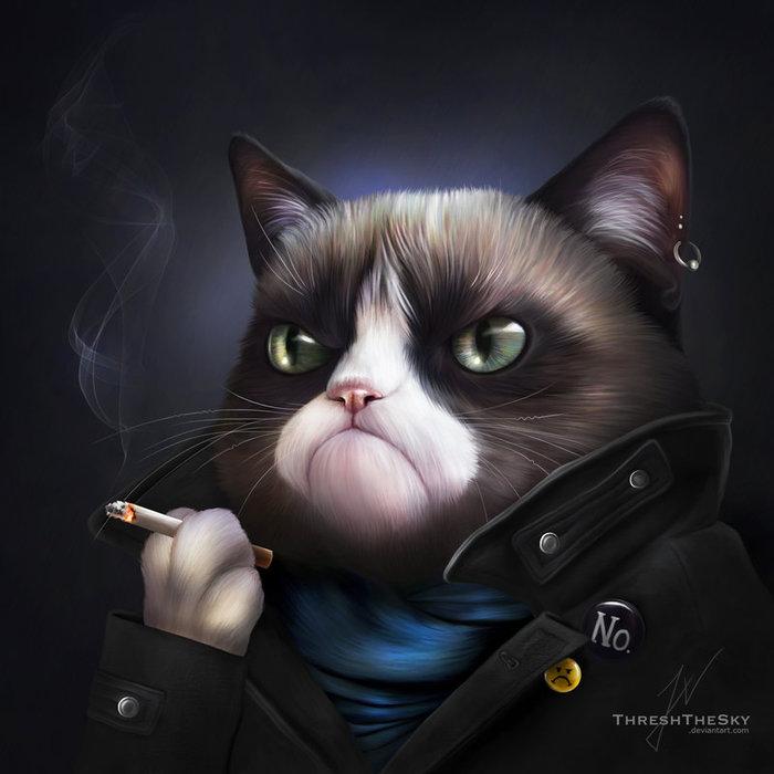 punky_cat_by_threshthesky-d67v9bn (700x700, 59Kb)