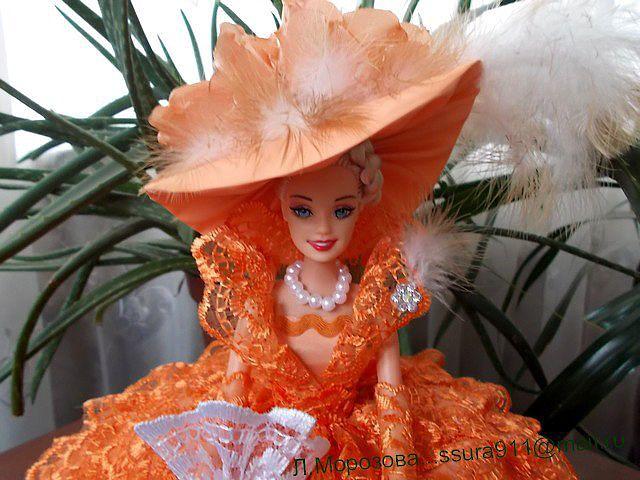 Шкатулка-кукла мастер класс сделай сам #11
