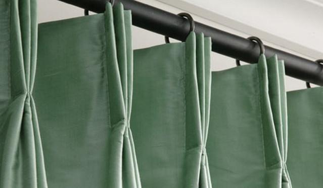 Как сделать складки на шторах 989