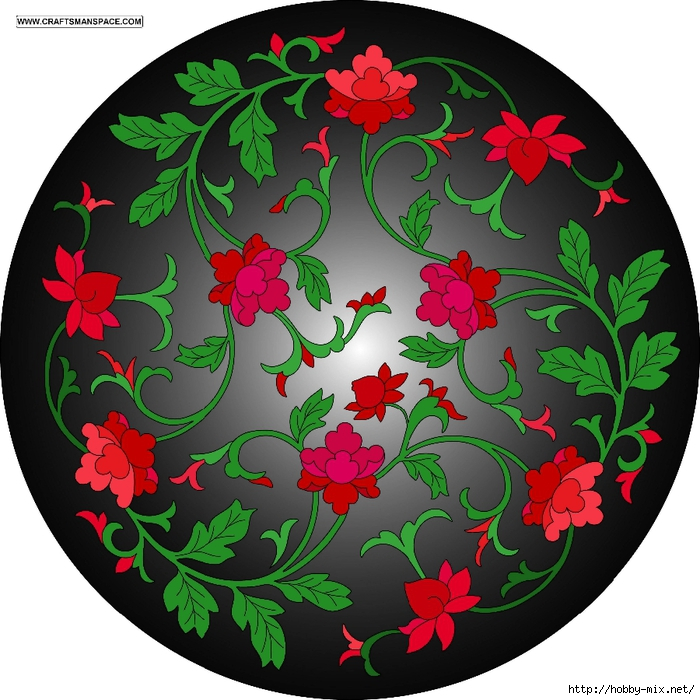 Chinese flower design 1 (700x700, 347Kb)