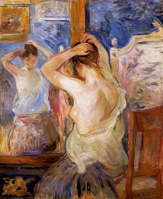 1Berta Moriso.Before-the-Mirror (575x700, 114Kb)