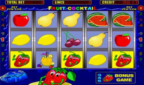 Игровой автомат игрушек