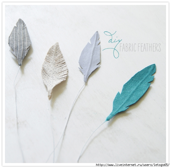 diy-fabric-feather-wedding-1 (587x576, 167Kb)