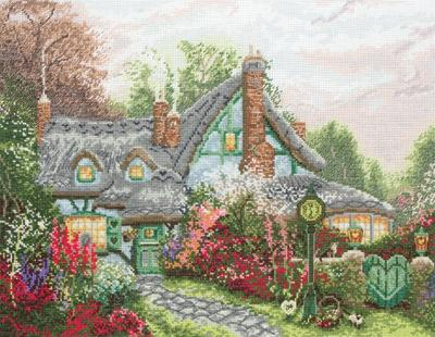 Sweetheart Cottage - pic (400x310, 142Kb)